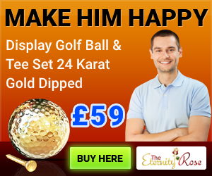 golf ball for him